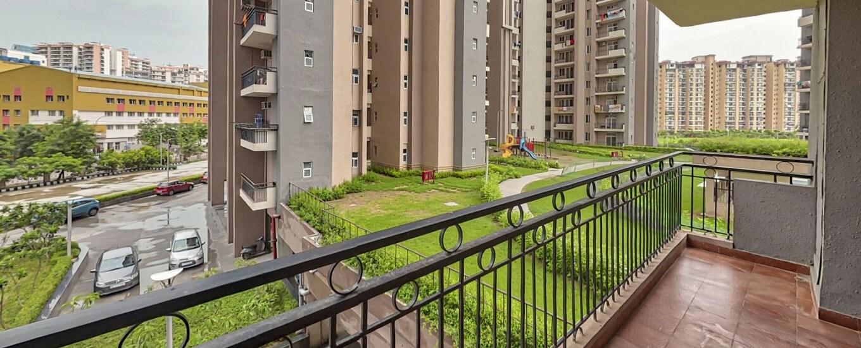 RG Residency Sector 120 Noida