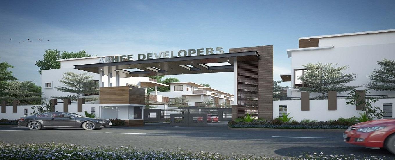 Abhee Prakruthi Villa Floor Plans Chandapura Bangalore