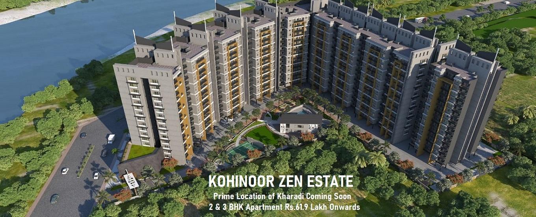Kohinoor zen estate image 1