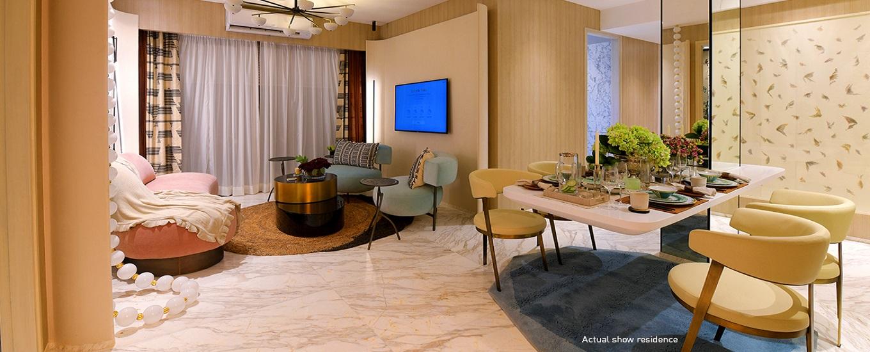Lodha Bel Air Luxury View