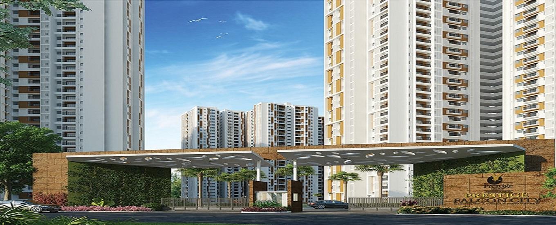 Prestige Falcon City At Kanakapura Road Bangalore By